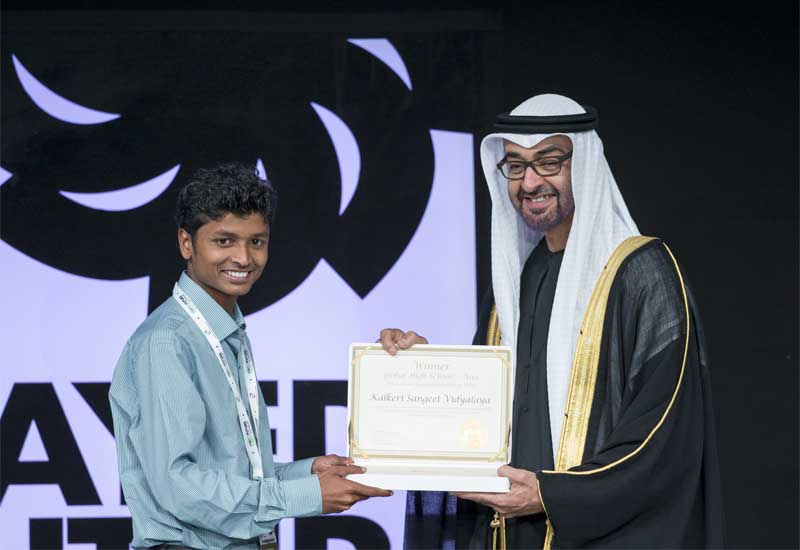 Zayed Prize contestants deliver renewables project
