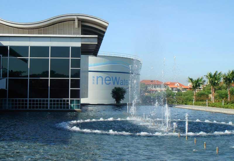 Singapore firms seek to enter GCC water market