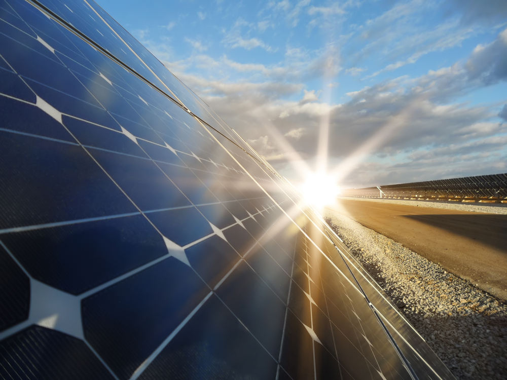 GE supports Egypt's first utility scale solar plant