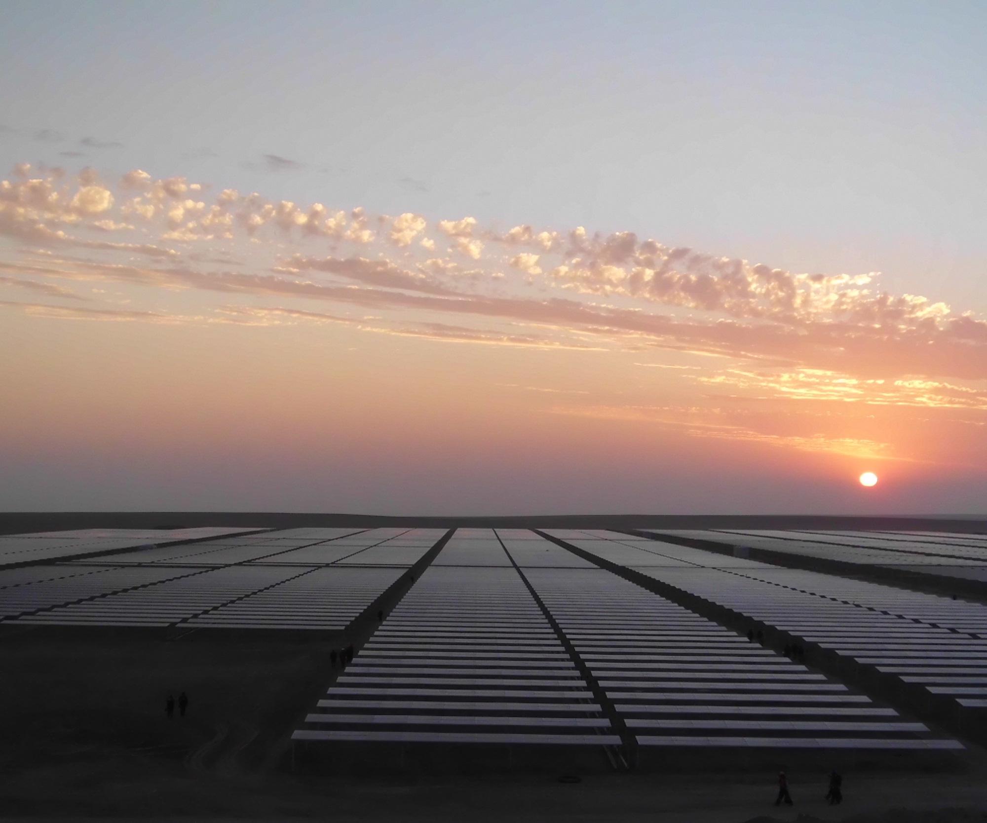 Iran, BPVA sign deal for 1GW pv solar capacity