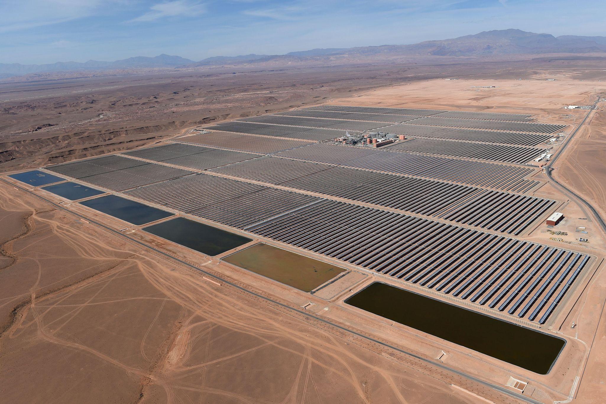 Qatar to build major solar project