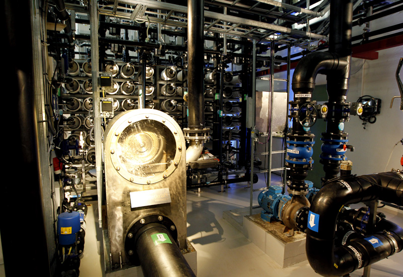 First osmotic power plant opens in Norway