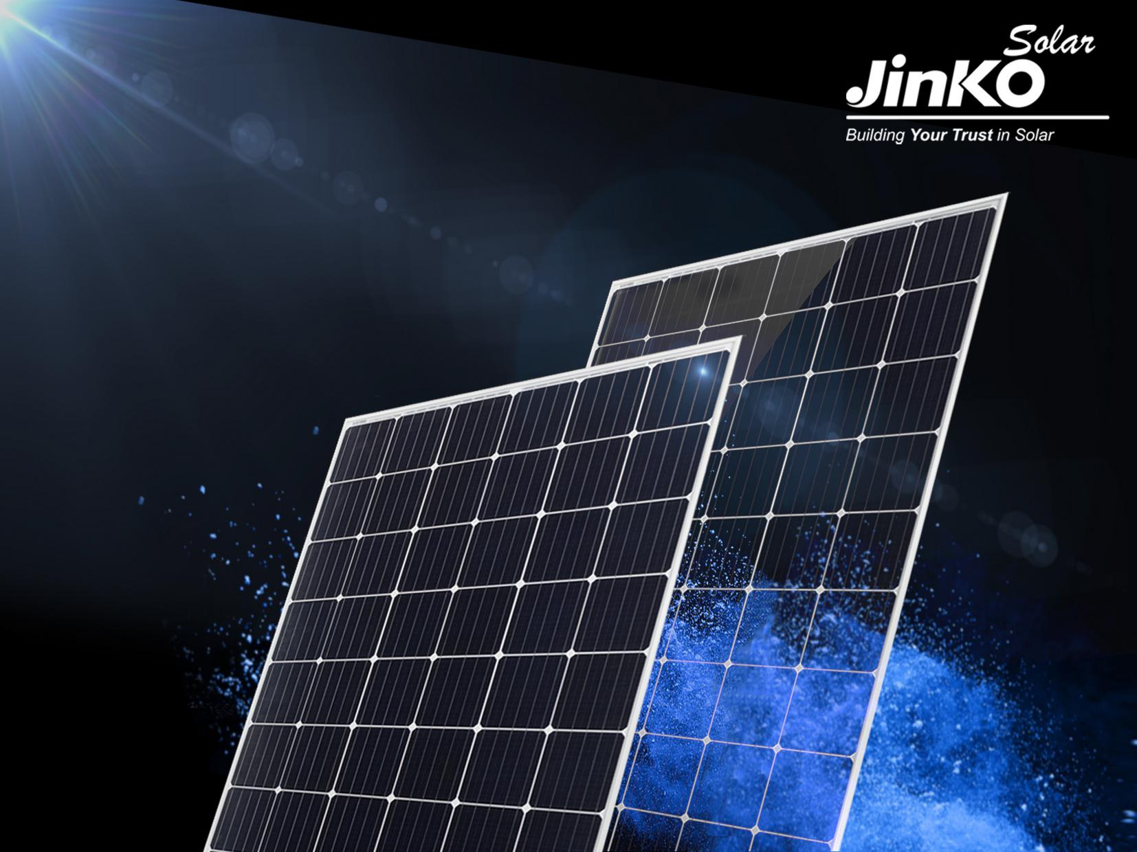 China's JinkoSolar (JKS) unveils Solar Panel for Home Installation