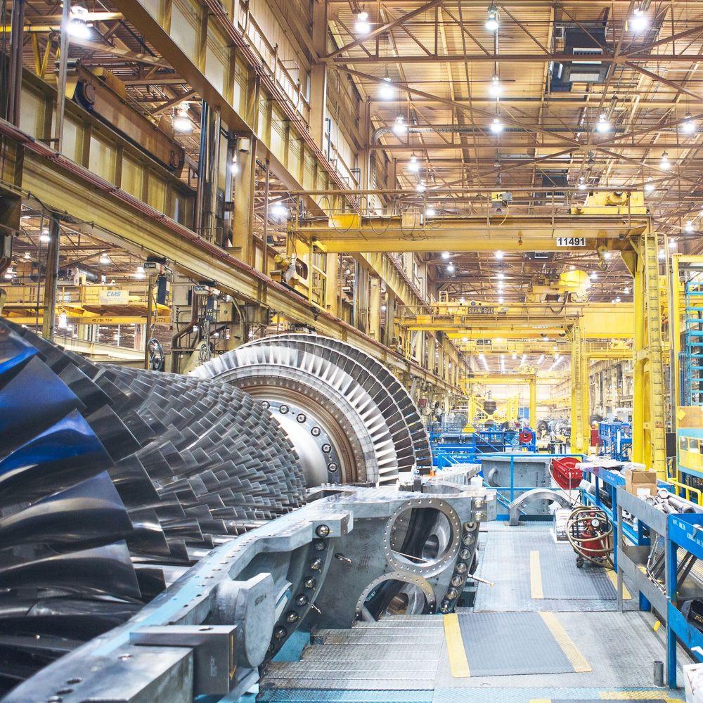 GE installs turbine upgrade technology at 500MW Najibiya Power Plant in Iraq