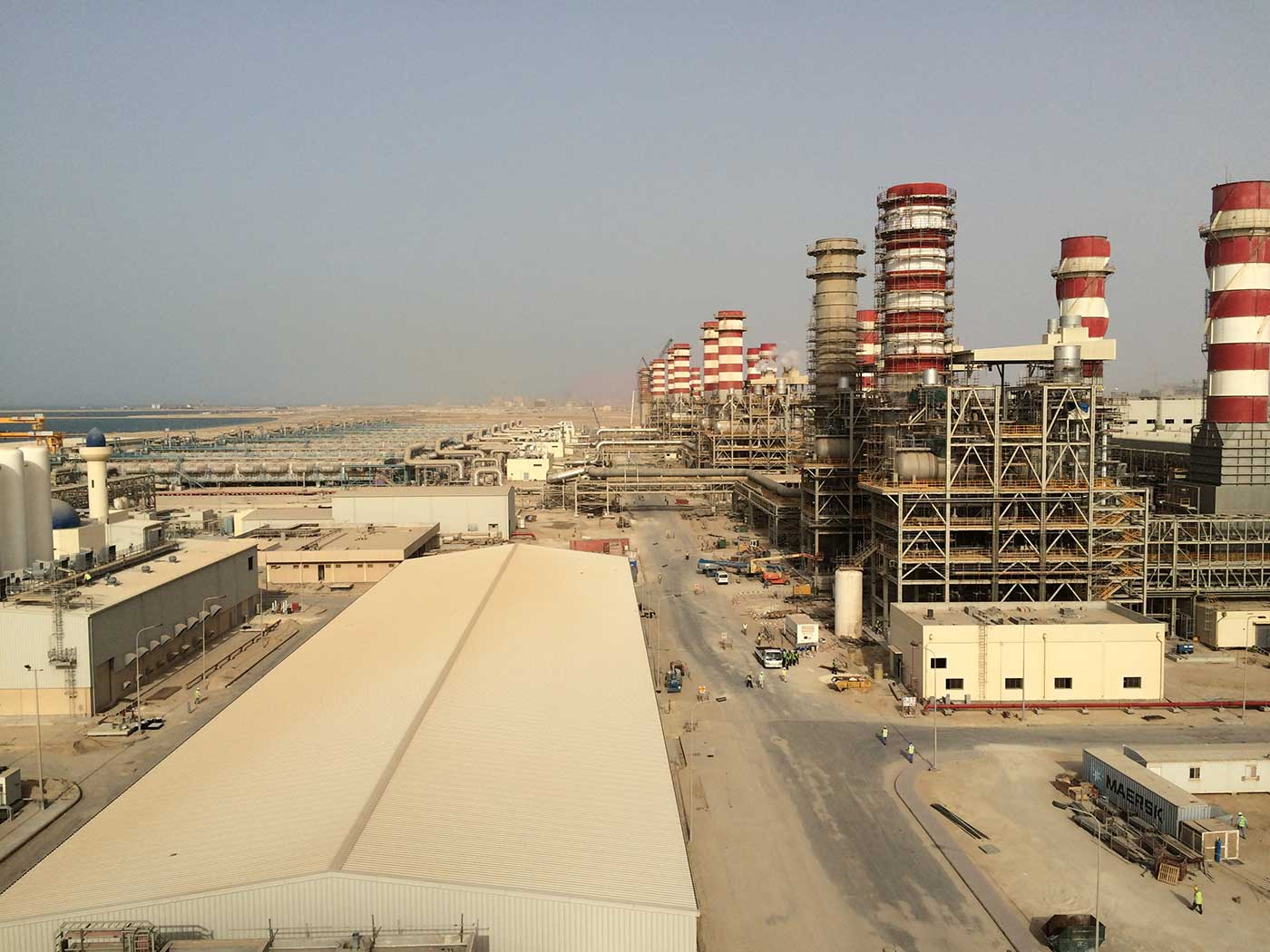 Kuwait provides $131mn to fund desalination project in Egypt