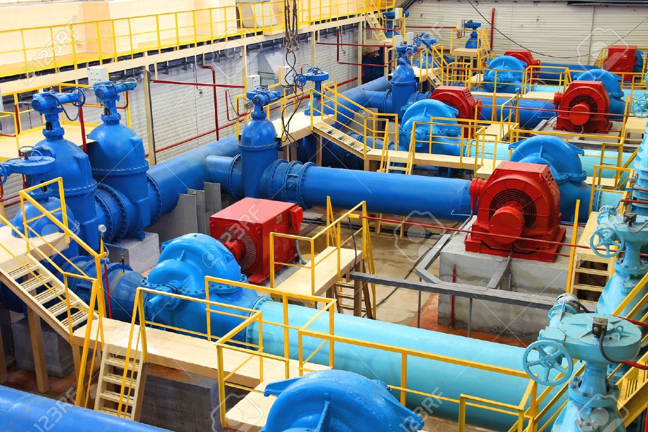 Electrical and mechanical equipment revamp at 37 water pumping stations in Bahrain