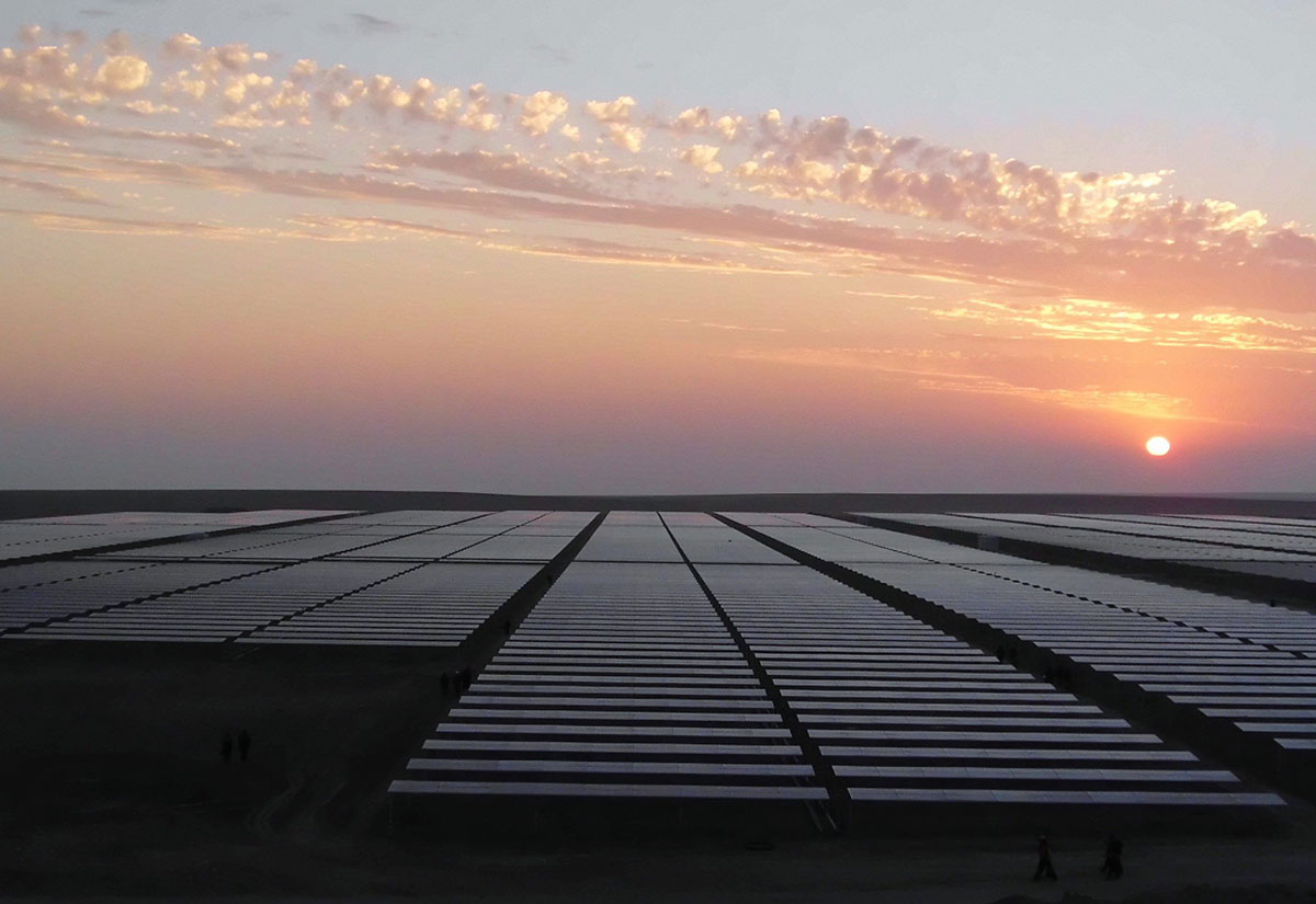 Morocco's MASEN announces tender for construction of 400MWp solar power plants
