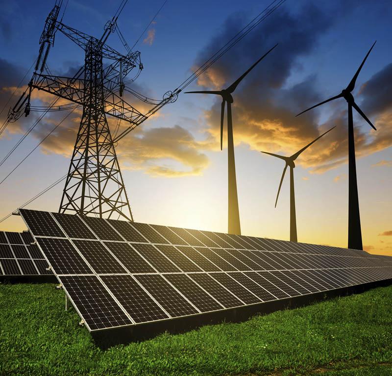 African renewable energy sources underused says Kenyan power expert