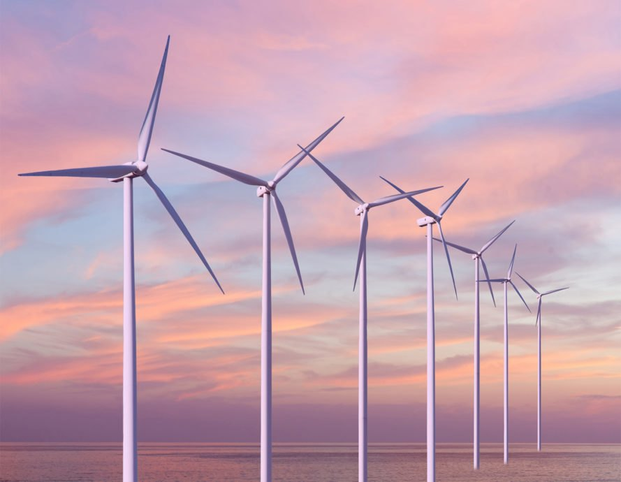 Enel breaks ground on 299-MW wind farm project