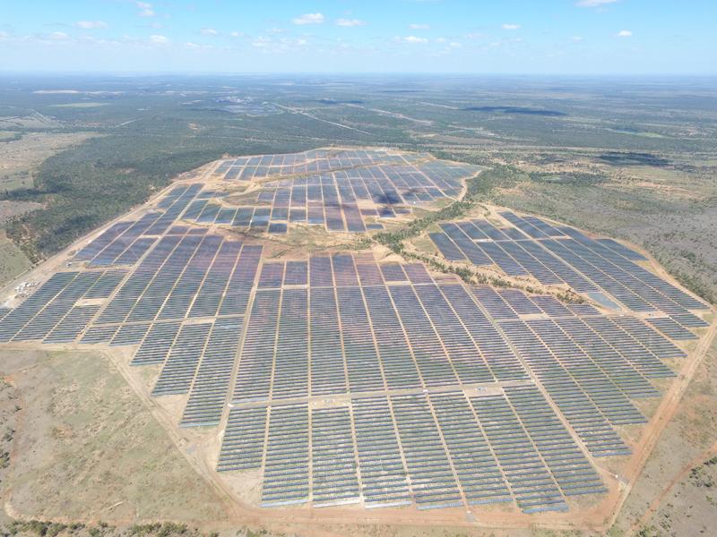 Abdul Latif Jameel starts operations at its Lilyvale solar plant in Australia