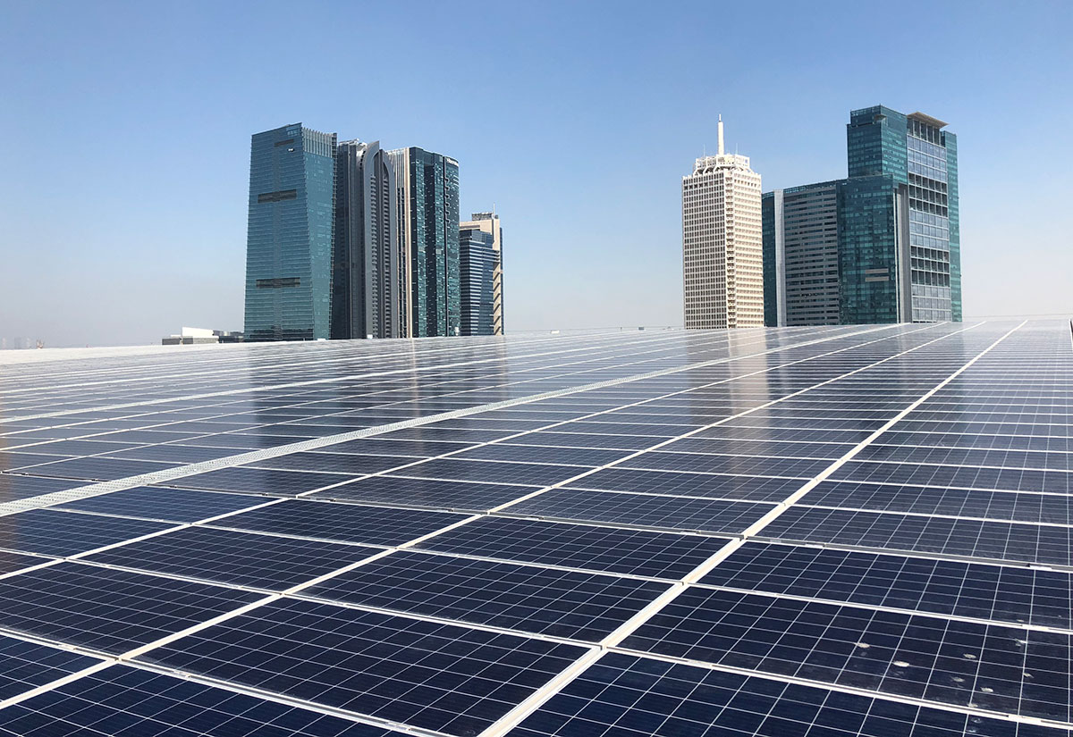 Solar to power Sodic headquarters in Egypt