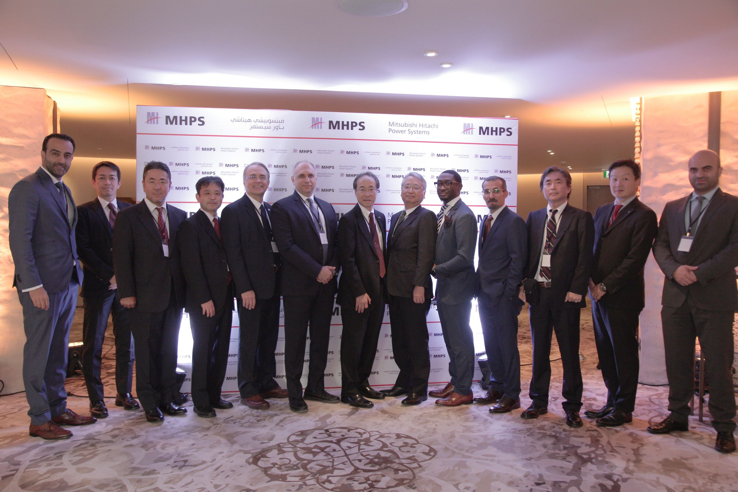 Mitsubishi Hitachi Power Systems (MHPS) seeks to strengthen energy sector in Lebanon with its cutting-edge technology