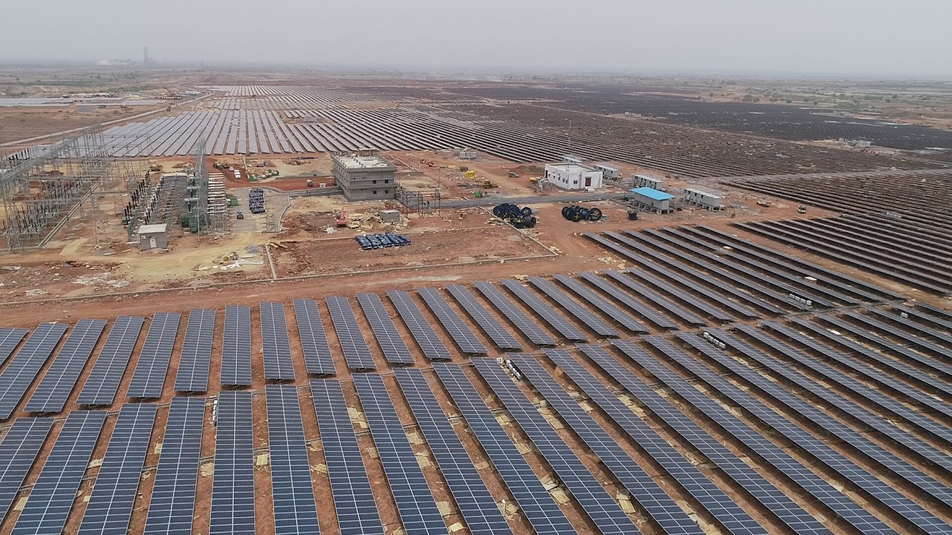 ENGIE's renewable energy capacity exceeds 1.5 GW in India