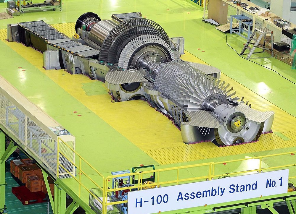 MHPS to supply gas turbines in converting Volkswagen coal-fired cogeneration plant