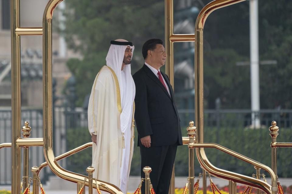 China eyes prospects in UAE energy sector