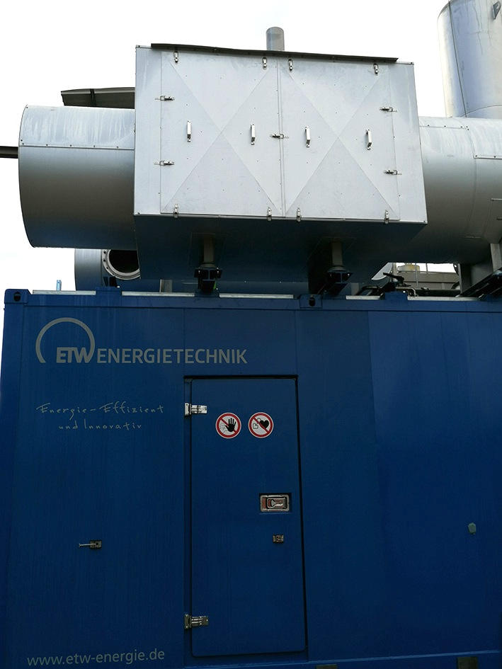 ETW Energietechnik exchanges two CHP units for biogas plant in Backnang, Germany