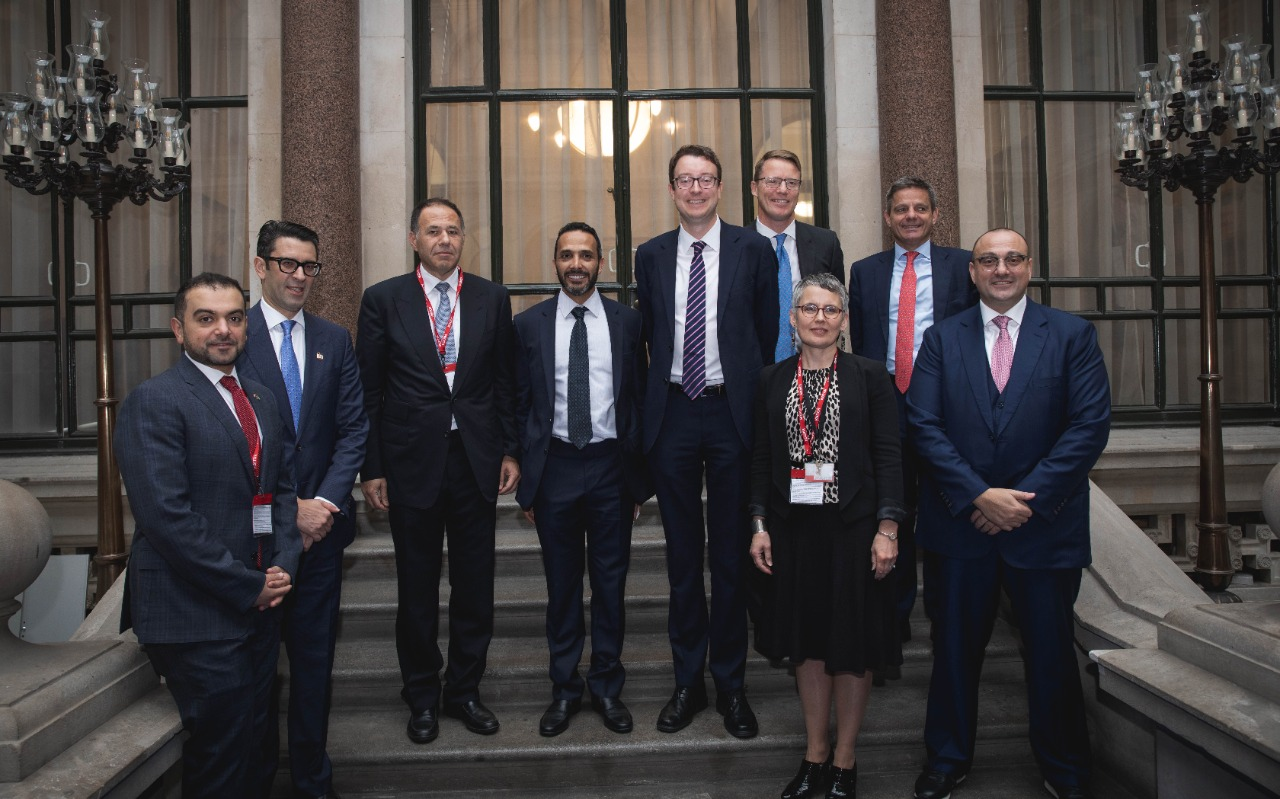 UAE's Masdar joins UK government leaders at  Charging Infrastructure Investment Fund event
