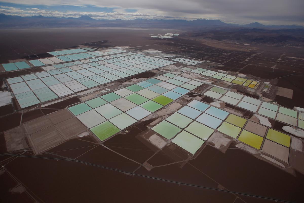 Rosatom eyes major stake in major Chilean lithium mine