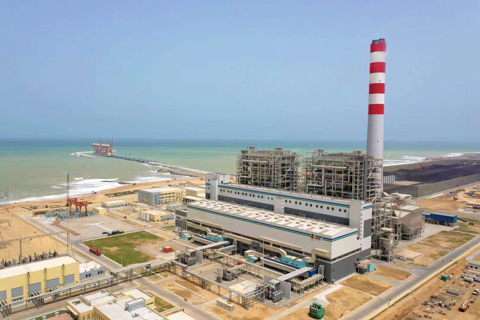 CPHGC & GE announce successful completion of 1,320MW power plant in Balochistan