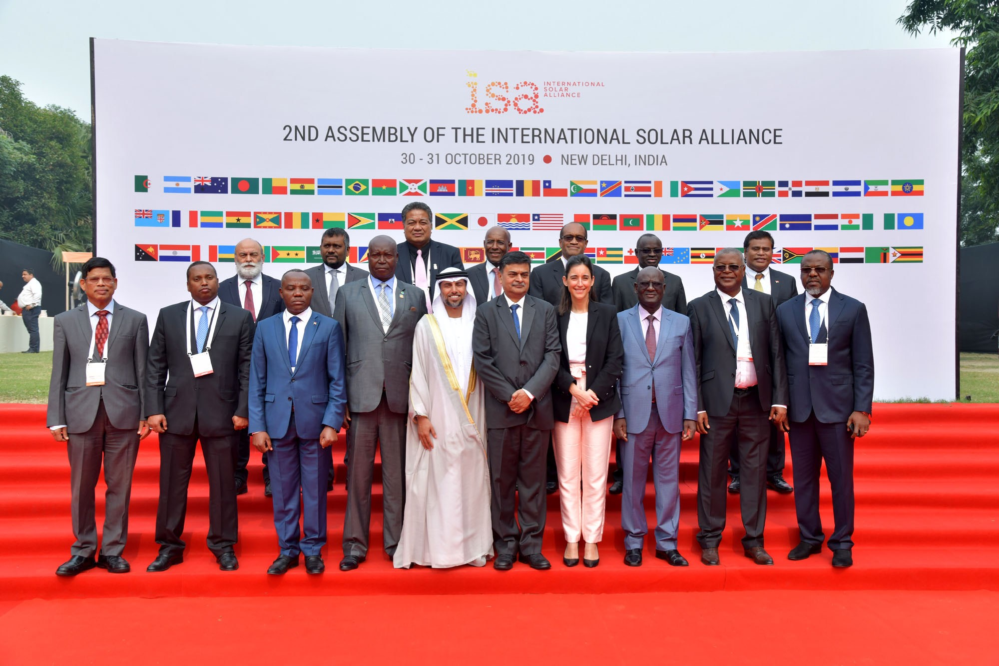 Second Assembly of International Solar Alliance attracts international players