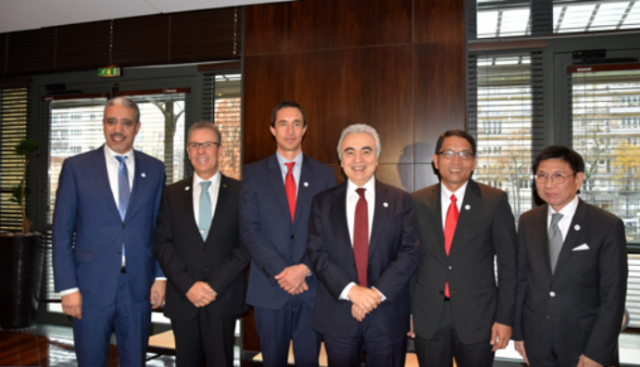 IEA and Morocco sign action plan