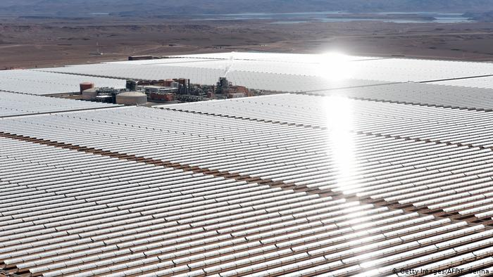 Algeria to invest up to $3.6bn on 4GW of new solar capacity by 2024
