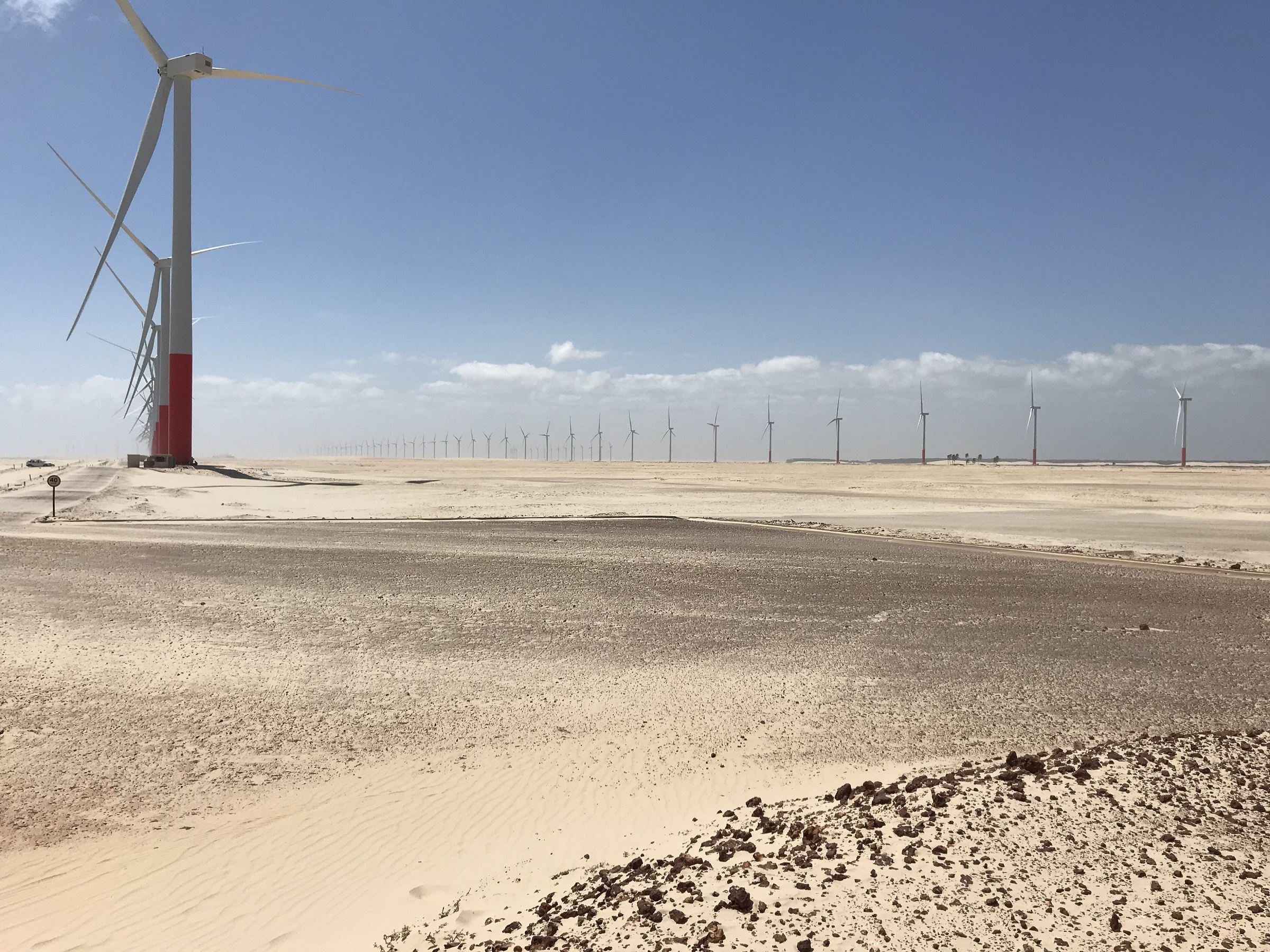 Rosatom commissions phase 1 of 150MW wind project