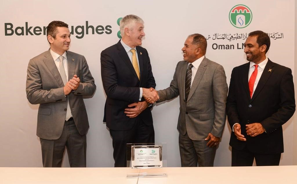 Baker Hughes and Oman LNG Celebrate Partnership to Rejuvenate Turbomachinery Fleet to increase LNG Production