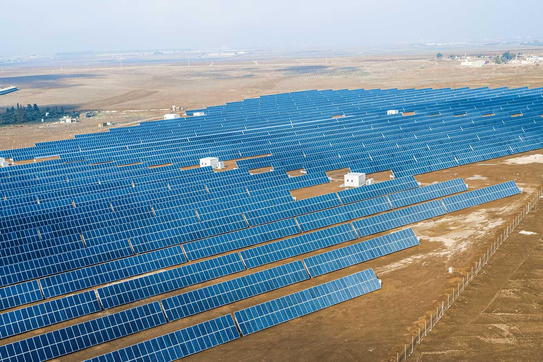 Jordan's Classic Fashion commissions 5.5MWp solar park