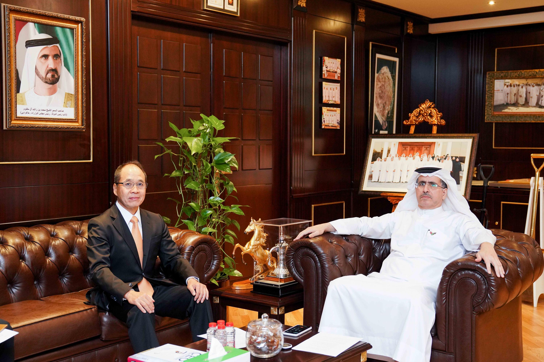 Dubai's DEWA to strengthen ties with Japan