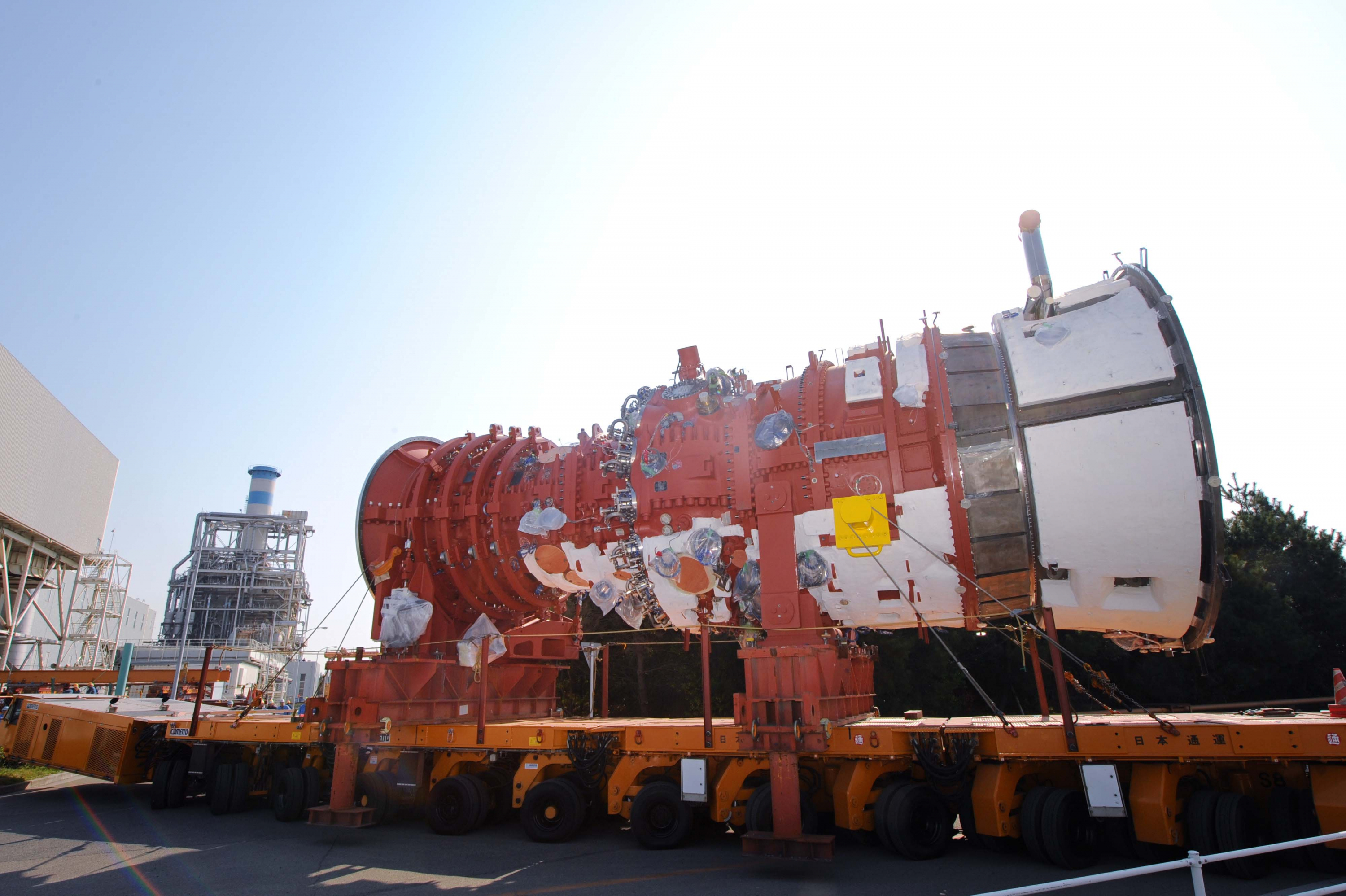 MHPS J-Series Gas Turbine Fleet Achieves One Million Commercial Operating Hours