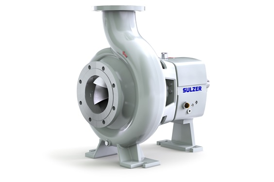 Sulzer's CPE ANSI pump granted NSF drinking water certificate