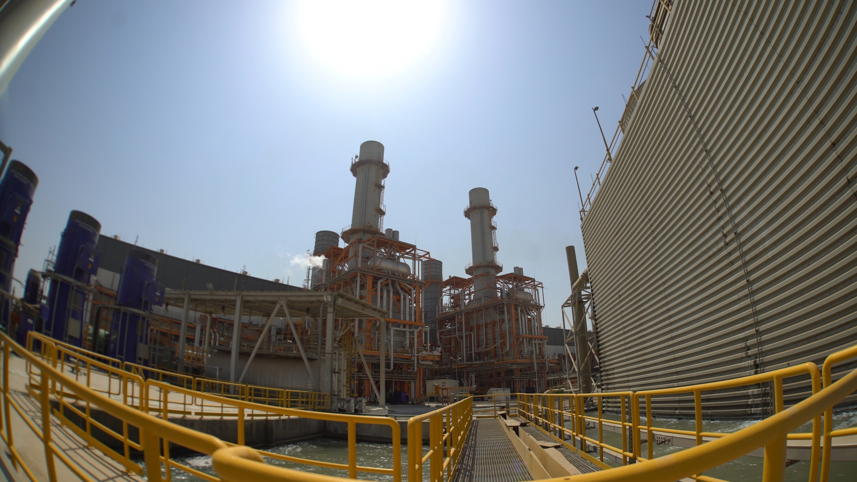 Powering Iraq During COVID-19: GE Executes Operations and Maintenance Works at Besmaya Power Plant