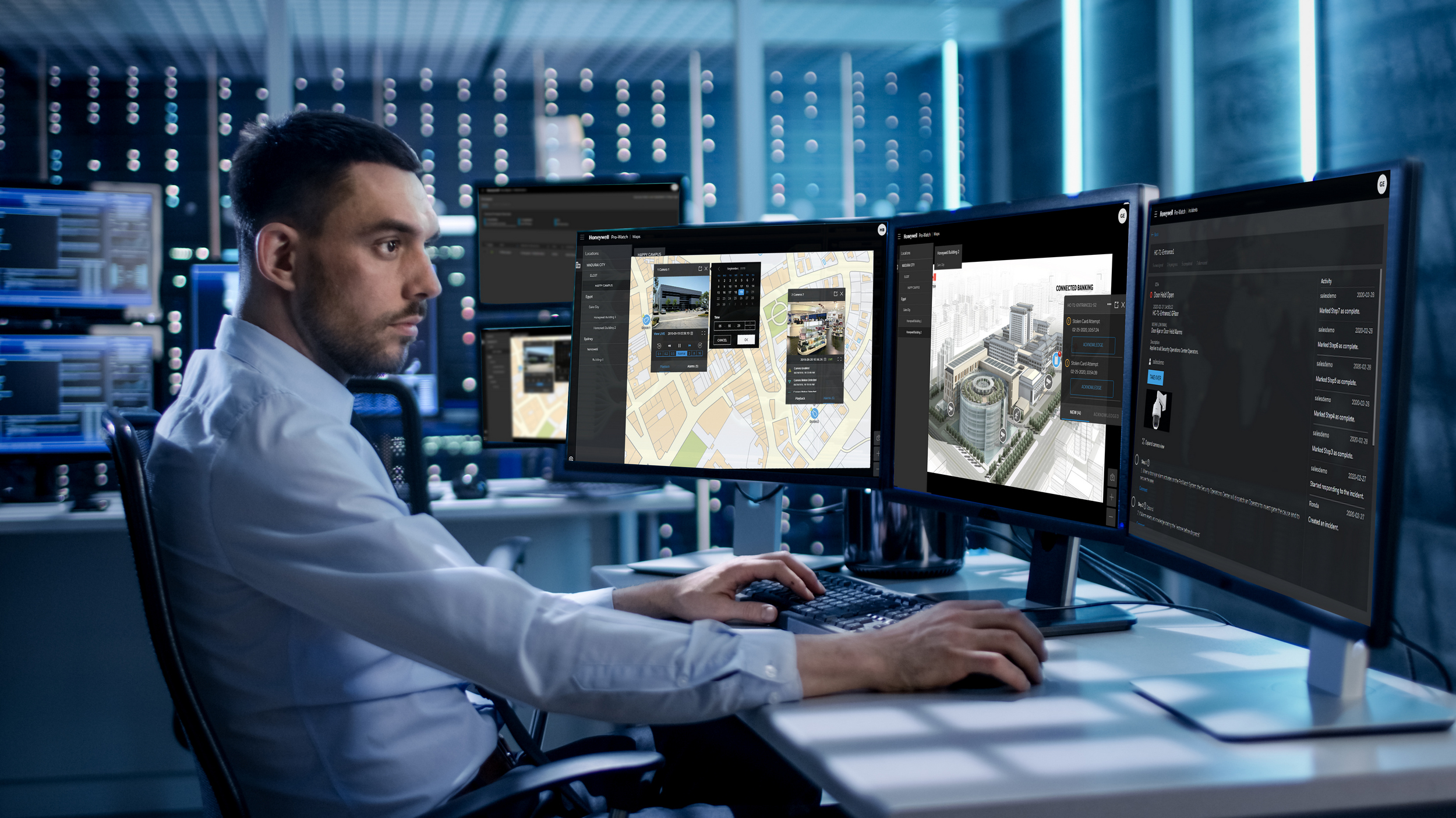 Honeywell launches security system that provides users with complete situational awareness
