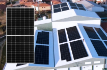 Sharp launches new 440W half-cut cell PV panel NU-JD440