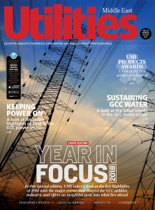 Utilities Middle East - January 2019