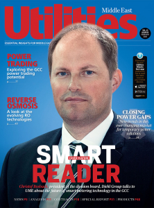 Utilities Middle East - February 2019