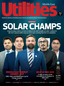 Utilities Middle East - April 2019
