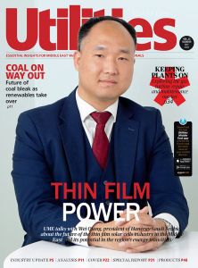 Utilities Middle East - May 2019