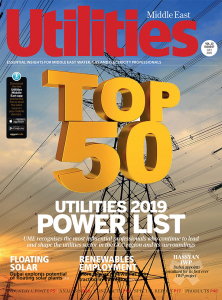Utilities Middle East - July 2019