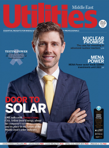 Utilities Middle East - August 2019