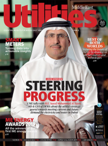 Utilities Middle East - October 2019