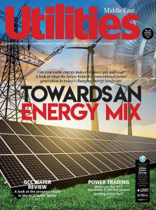 Utilities Middle East - January 2020