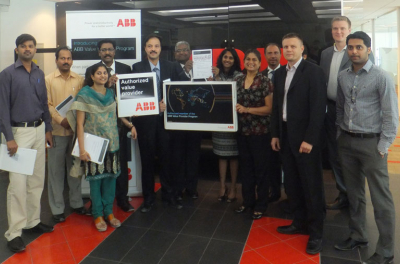 ABB names new authorised technology providers