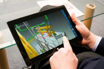 AVEVA releases mobile app for plant design review