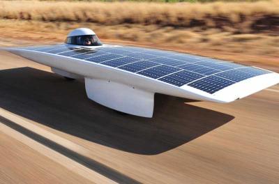 Adnoc and Masdar announce solar car challenge