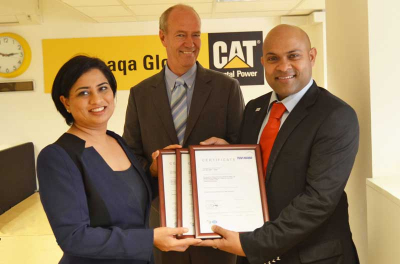 Altaaqa Global bags ISO and OHSAS certifications