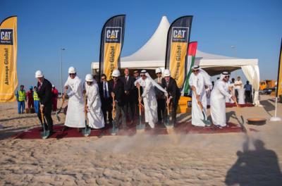 Altaaqa Global breaks ground on new headquarters