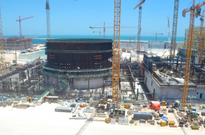Tests carried out at UAE nuclear plant Barakah