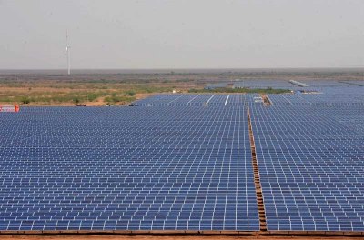 PHOTOS: The world's largest solar PV plants